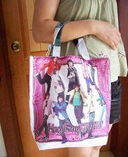 Contemporary hot sale dog shopping bag