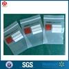 Custom Clear Plastic Cosmetic PE Mini Ziplock Bag