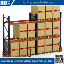 China wholesale merchandise pallet racks industry storage