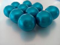 blue paintball