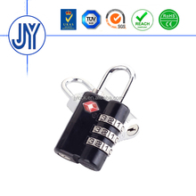 2015 new product factory directly tsa key code small padlock