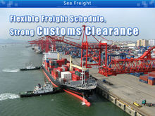 Competitive international freight forwarders in China to worldwide Professional shipping service