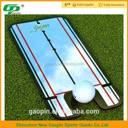 Golf putting aid,golf putting mirror