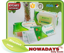 cheap price glass wet wipes