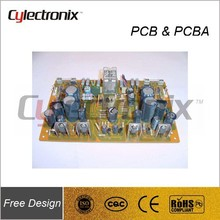 High Quality Electronic Products Pcb Manufacturer/audio Amplifier Pcb Assembly