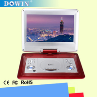 PDVD Player EVD 11 inch Portale DVD with USB Port, Read SD/MMC Card TFT-LCD Screen (16: 9) manufacture wholesale OEM monitor