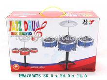 2013 novelty funny jazz music drum toys