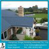 High quality Laminated/Architectural fiberglass asphalt roof shingle tiles Manufacturer