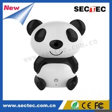 cute model panda new era home 3g cctv email alert function IP Camera