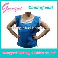 garment cooling coat jacket like