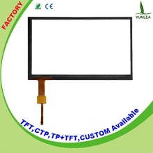 7 inch capacitive touch screen panle kit with factory price