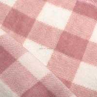 2015 alibaba supply printed Dot fleece fabric,microfiber cleaning cloths
