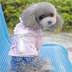Beauty pet models laced blouse, pink pet dog new fashion lace blouse designs, elegant blouses in lace