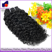 HOHO hair from India tangle free wholesale virgin Indian human hair kinky curly virgin Indian hair
