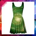 Mujer de talla grande vestido de moda