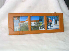 Three Photos Frame For Wedding Theme,Lovely Family three photo frame