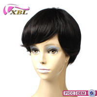2015 XBL New Arrival Natural Human Hair Color 30 Dollars Short Hair Wig