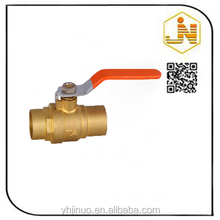 Brass ball valve DN 15 20 25 32