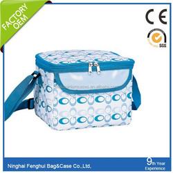 factory wholesale juice water bottle plastic cooler bag