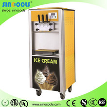 commercial small batch freezer/ hard ice cream machine