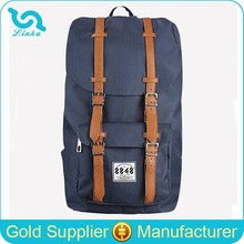 Brand Designer Durable Polyester Backpack Travel With Computer Compartment