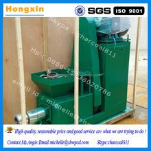 Energy saving economical coal and charcoal extruder machine
