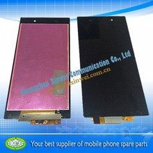 Nice design samples available mobile phone lcd screen for sony z1 l39h
