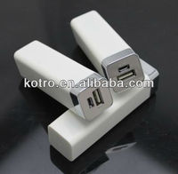 Hot Salesman! Power bank For SAMSUNG and IPHONE 2200mAh Portable Power Bank Charger