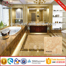 Guangzhou Canton Fair Foshan micro crystal polished porcelain floor tile