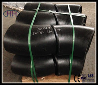 PED,ABS,ISO Certificate B16.9 Steel LR 45 Degree Elbow,Seamless Elbow,Welded Elbow