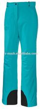 Pantalones de esquí para mujeres/ Pantalones de invierno