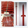 Hot Selling Widely Use cheap Price Angle Iron/steel Fence Posts
