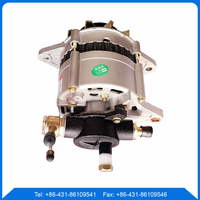 auto parts 12V 3701010-X2 alternator for faw truck