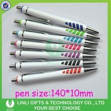 Wholesale Plastic Logo Normal Rubber Pen