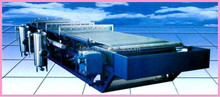 rubber belt vacuum filter for waste water treatment