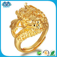 Popular Design Wholesale Jewelry Manufacturer Gold Rings New Model 2013
