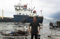 Forwarding from makassar, South Sulawesi, Indonesia
