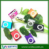 No screen TF card clip MP3 music player with voice recorder function