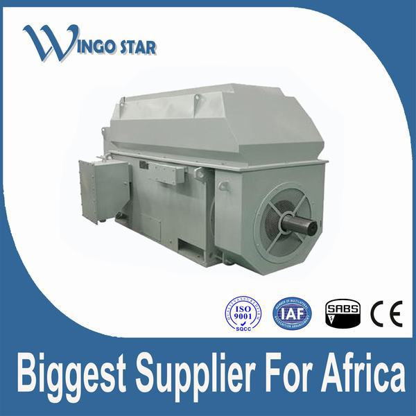 high voltage y2 series three phase ac electric traction motor