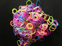 Браслет на шнурках No 7 DIY /glitter /glow  JLV2014