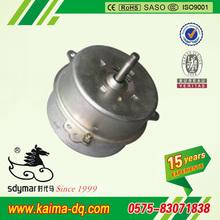 la industria de escape del motor del ventilador