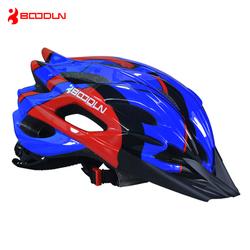 In-mold cycle helmet,standard bike helmet,for teenager bike safety helmet