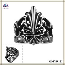 316l Surgical Stainless Steel Ring Indian Business Names Ring Hot Sale