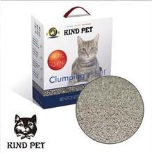 best-selling bentonite clay cat liter with fresh sent