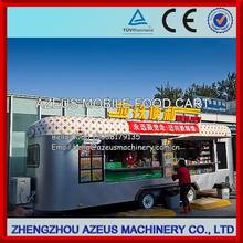 The Best Quality China Food Trailer