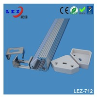high quality corner aluminium extrusion profile prices in china for decoration of kitchen cabinet