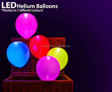 Led Balloon Wholesale Party Supply / Led Balloon with on/off switches