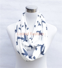 STOCKS hot in USA Canada inventory Chevron Greek Key Quatrefoil infinity scarf fashion yong tube scarf delivery within 3 days
