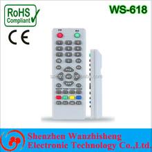 universal remote control WS-618 IR/DVB/STB Remote Control