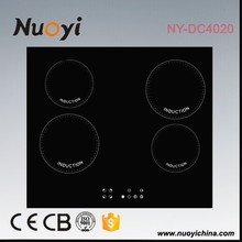 Kitchen Appliances 4 burners national induction cookware